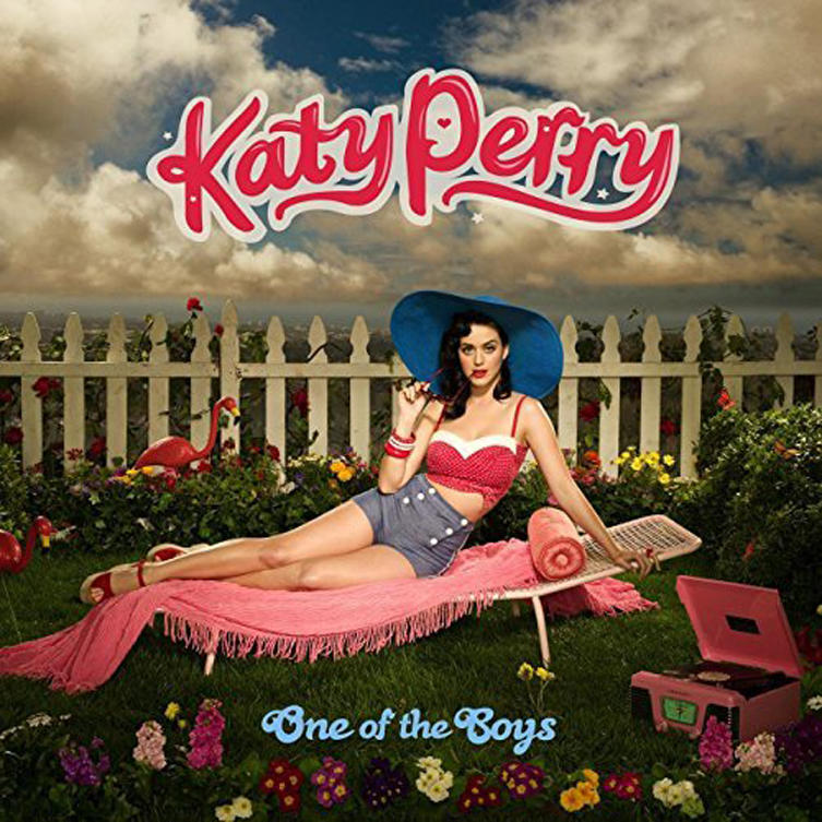 "Katy Perry – ""One Of The Boys"""