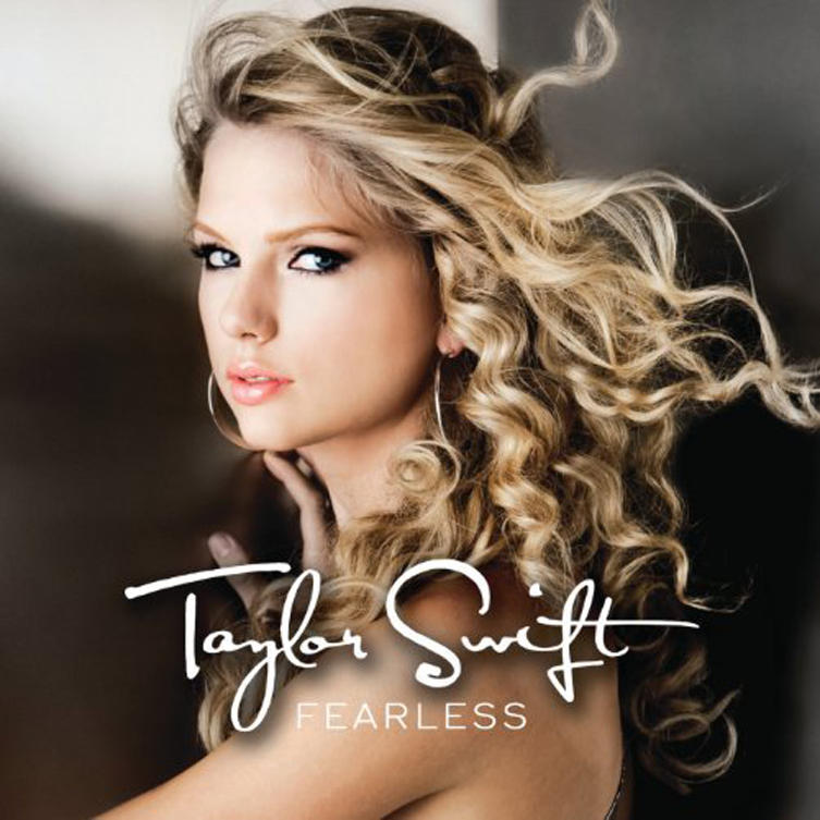"Taylor Swift – ""Fearless"""