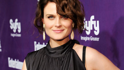 """Bones""-Star Emily Deschanel heiratet David Hornsby."