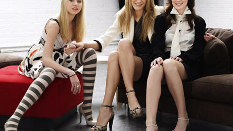 Serena, Blair, Jenny: Die Gossip Girls in Bildern