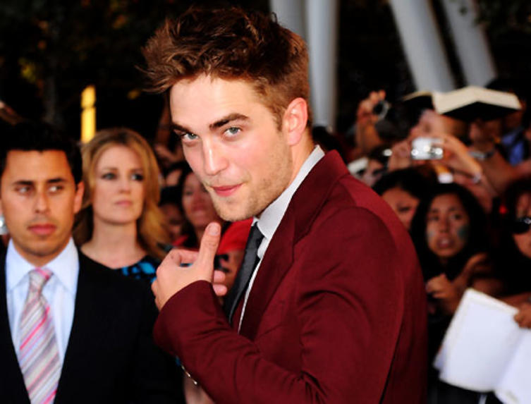 Robert Pattinson im Interview