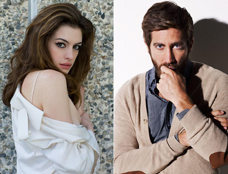 Jake Gyllenhaal & Anne Hathaway: Love & Other Drugs