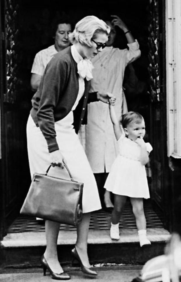 Grace Kelly: Namensgeberin der Kelly Bag von Hermès